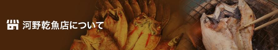 河野乾魚店について